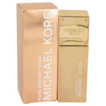 Image of   Michael Kors Rose Radiant Gold by Michael Kors - Eau De Parfum Spray 50 ml - til kvinder
