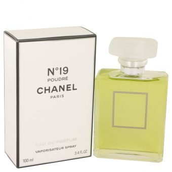 Image of   Chanel 19 Poudre by Chanel - Eau De Parfum Spray 100 ml - til kvinder