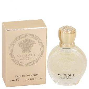 Image of   Versace Eros by Versace - Mini EDP .5 ml - til kvinder