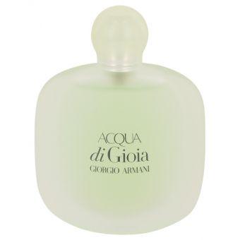 Image of   Acqua Di Gioia by Giorgio Armani - Eau De Toilette Spray (Tester) 50 ml - til kvinder