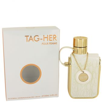 Image of   Armaf Tag Her by Armaf - Eau De Parfum Spray 100 ml - til kvinder