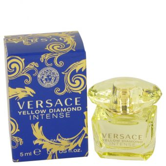 Image of   Versace Yellow Diamond Intense by Versace - Mini EDP .5 ml - til kvinder