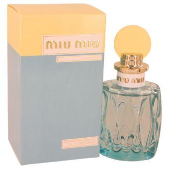 Image of   Miu Miu L'eau Bleue by Miu Miu - Eau De Parfum Spray 100 ml - til kvinder