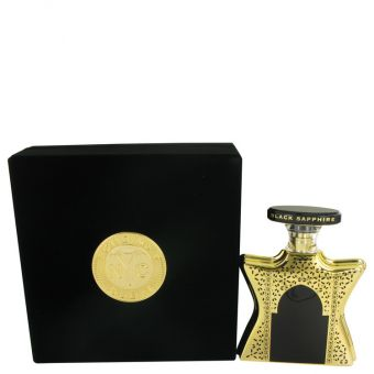 Image of   Bond No. 9 Dubai Black Saphire by Bond No. 9 - Eau De Parfum Spray 100 ml - til kvinder