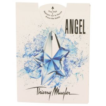 Image of   ANGEL by Thierry Mugler - Mini EDP Flat Spray .0 ml - til kvinder