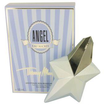Image of   Angel Eau Sucree by Thierry Mugler - Eau De Toilette Spray 50 ml - til kvinder