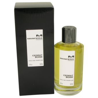 Image of   Mancera Cedrat Boise by Mancera - Eau De Parfum Spray (Unisex) 120 ml - til kvinder