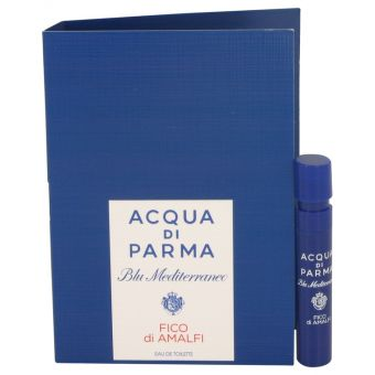 Image of   Blu Mediterraneo Fico Di Amalfi by Acqua Di Parma - Vial (sample) .1 ml - til kvinder