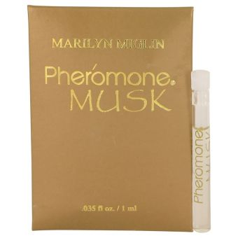 Image of   Pheromone Musk by Marilyn Miglin - Vial (sample) .1 ml - til kvinder