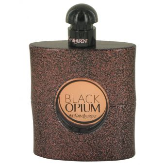Image of   Black Opium by Yves Saint Laurent - Eau De Toilette Spray (Tester) 90 ml - til kvinder