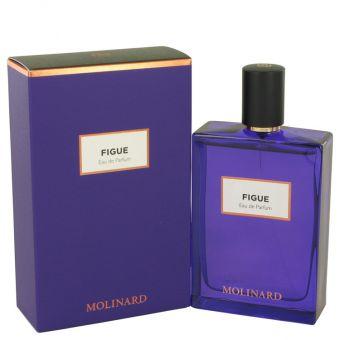 Image of   Molinard Figue by Molinard - Eau De Parfum Spray (Unisex) 75 ml - til kvinder