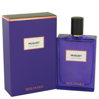 Image of   Molinard Muguet by Molinard - Eau DE Parfum Spray 75 ml - til kvinder