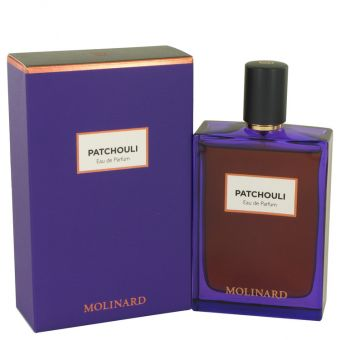 Image of   Molinard Patchouli by Molinard - Eau De Parfum Spray (Unisex) 75 ml - til kvinder