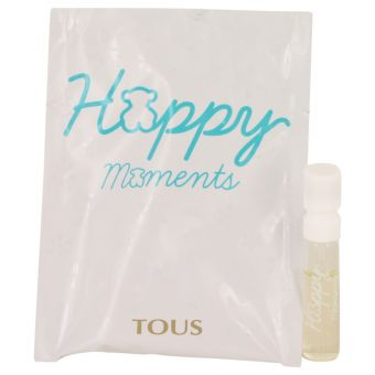 Image of   Tous Happy Moments by Tous - Vial (sample) .1 ml - til kvinder