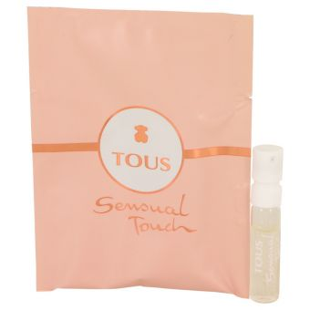 Image of   Tous Sensual Touch by Tous - Vial (sample) .1 ml - til kvinder