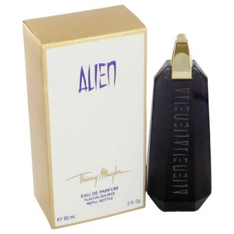 Image of   Alien by Thierry Mugler - Vial EDP Spray (sample on card) .1 ml - til kvinder