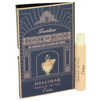 Image of   Shalimar Parfum Initial L'eau by Guerlain - Vial (sample) .1 ml - til kvinder