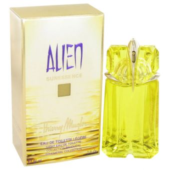 Image of   Alien Sunessence by Thierry Mugler - Mini EDT Light Legere .8 ml - til kvinder