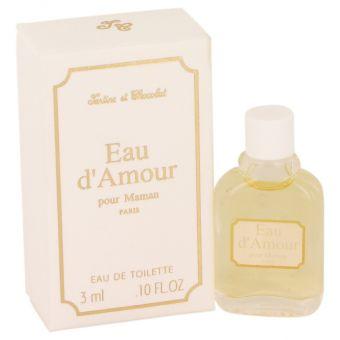 Image of   Eau D'Amour Pour Maman Tartine Et Chocolat by Givenchy - Mini EDT .3 ml - til kvinder
