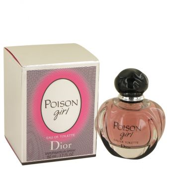 Image of   Poison Girl by Christian Dior - Eau De Toilette Spray 50 ml - til kvinder
