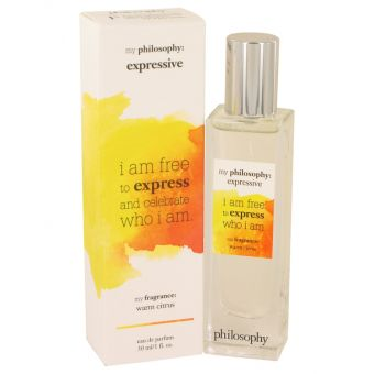 Image of   Philosophy Expressive by Philosophy - Eau De Parfum Spray 30 ml - til kvinder