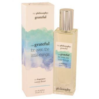 Image of   Philosophy Grateful by Philosophy - Eau De Parfum Spray 30 ml - til kvinder