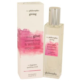 Image of   Philosophy Giving by Philosophy - Eau De Parfum Spray 30 ml - til kvinder