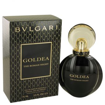 Image of   Bvlgari Goldea The Roman Night by Bvlgari - Eau De Parfum Spray 75 ml - til kvinder