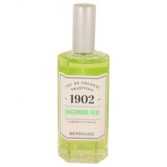 Image of   1902 Gingembre Vert by Berdoues - Eau De Cologne Spray (unboxed) 125 ml - til kvinder
