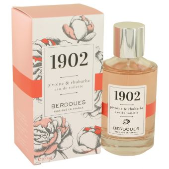 Image of   1902 Pivoine & Rhubarbe by Berdoues - Eau De Toilette Spray 100 ml - til kvinder