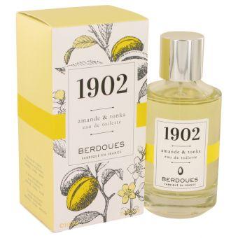 Image of   1902 Amande & Tonka by Berdoues - Eau De Toilette Spray 100 ml - til kvinder