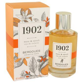 Image of   1902 Musc & Neroli by Berdoues - Eau De Toilette Spray 100 ml - til kvinder