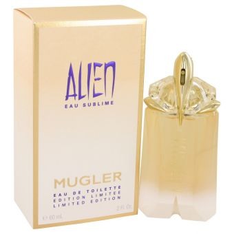 Image of   Alien Eau Sublime by Thierry Mugler - Eau De Toilette Spray 60 ml - til kvinder