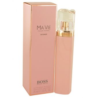 Image of   Boss Ma Vie Intense by Hugo Boss - Eau De Parfum Spray 75 ml - til kvinder