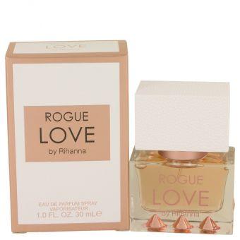 Image of   Rihanna Rogue Love by Rihanna - Eau De Parfum Spray 30 ml - til kvinder