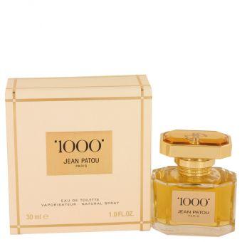 Image of   1000 by Jean Patou - Eau De Toilette Spray 30 ml - til kvinder