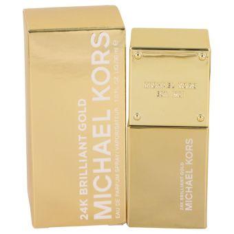 Image of   Michael Kors 24K Brilliant Gold by Michael Kors - Eau De Parfum Spray 30 ml - til kvinder