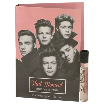 Image of   That Moment by One Direction - Vial (Sample) .1 ml - til kvinder