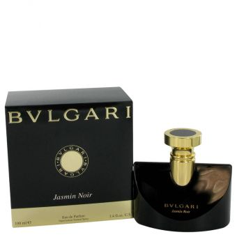 Image of   Jasmin Noir by Bvlgari - Gift Set Seven piece Iconic Miniature Collection All . Travel Mini's (Omnia Amethyste, Jasmin Noir EDP, Aqua Divina, Man In Black EDP, Aqua Amara, BLV Men, Omnia Crystalline) - til kvinder