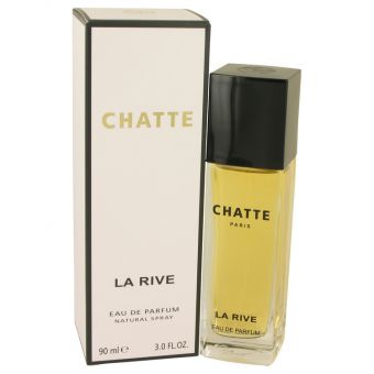 Image of   La Rive Chatte by La Rive - Eau De Parfum Spray 90 ml - til kvinder