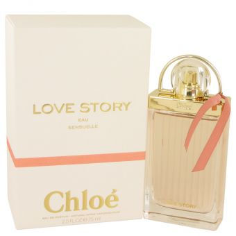 Image of   Chloe Love Story Eau Sensuelle by Chloe - Eau De Parfum Spray 75 ml - til kvinder