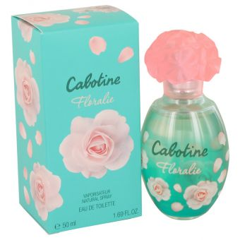 Image of   Cabotine Floralie by Parfums Gres - Eau De Toilette Spray 50 ml - til kvinder