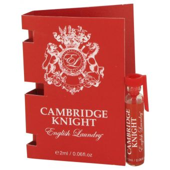 Image of   Cambridge Knight by English Laundry - Vial (sample) .2 ml - til kvinder