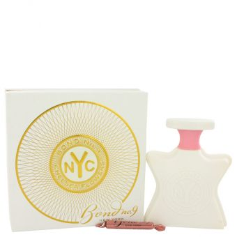 Image of   Chelsea Flowers by Bond No. 9 - Liquid Body Silk Lotion with Vial (sample) 200 ml - til kvinder