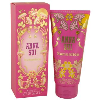 Image of   Anna Sui Romantica by Anna Sui - Body Lotion 200 ml - til kvinder