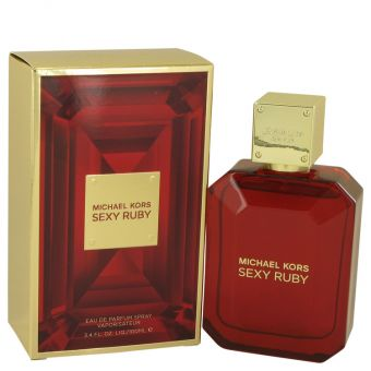 Image of   Michael Kors Sexy Ruby by Michael Kors - Eau De Parfum Spray 100 ml - til kvinder