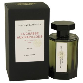 Image of   La Chasse Aux Papillons by L'Artisan Parfumeur - Eau De Toilette Spray (New Packaging Unisex) 100 ml - til kvinder