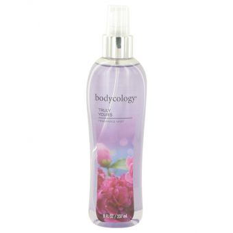 Image of   Bodycology Truly Yours by Bodycology - Gift Set Bodycology Set Includes Truly Yours,Cherry Blossom and Coconut Hibiscus all in Body Sprays - til kvinder