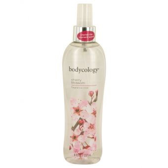 Image of   Bodycology Cherry Blossom by Bodycology - Gift Set Bodycology Set Includes Truly Yours, Cherry Blossom and Coconut Hibiscus all in Body Sprays - til kvinder