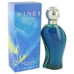 WINGS by Giorgio Beverly Hills - Eau De Toilette/ Cologne Spray 100 ml - til mænd